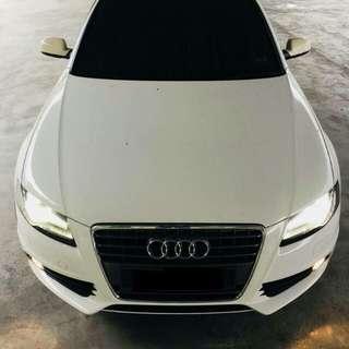 Audi A4 sambung bayar