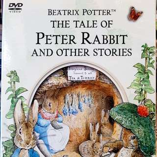 BEATRIX POTTER : THE TALE OF PETER RABBIT DVD