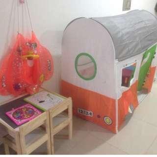 Ikea Kids/Children Tent Caravan - Hemmahos
