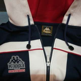 Vintage KAPPA Jacket Full Zip