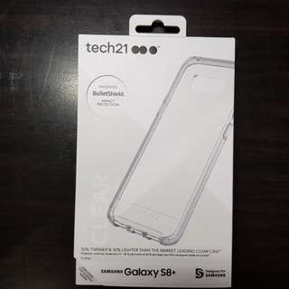 Tech21 BulletShield Pure Clear for S8+