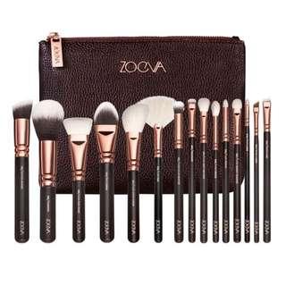 Zoeva Rose Gold Set