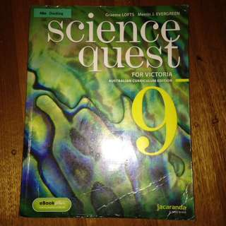 Science Quest 9