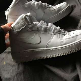 nike air force 1 mid women 8.5