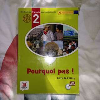 Pourquoi Pas French Textbooks