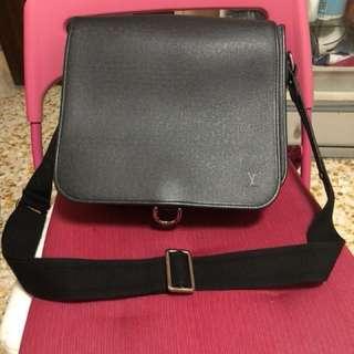 LV full leather sling bag