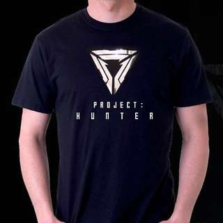 PROJECT : HUNTER Tshirt ( Reflecting Material )
