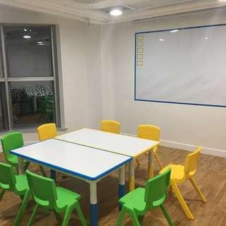 森比教室 (歡迎租場舉辦興趣班;遊戲治療;小組;會議;培訓;兒童活動;輔導;手作)