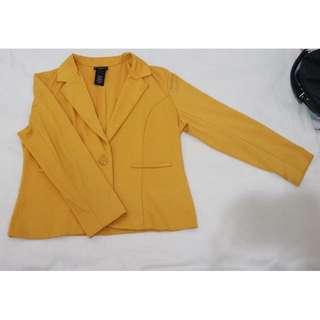 Blazer yellow