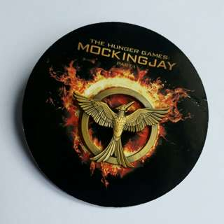 Pin - The Hunger Games MockingJay