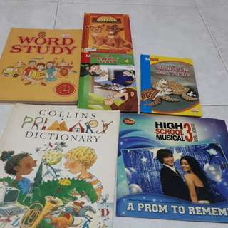 Kids books for learning and entertainment