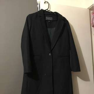 FOREVER NEW Black Coat