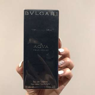Bvlgari aqua pour home perfume