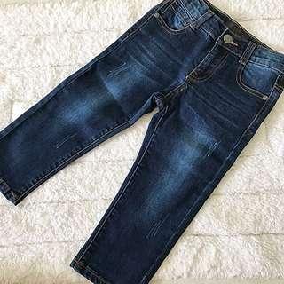 BN Guess Toddler Boy/Girl Fashion Denim Jeans 24mths
