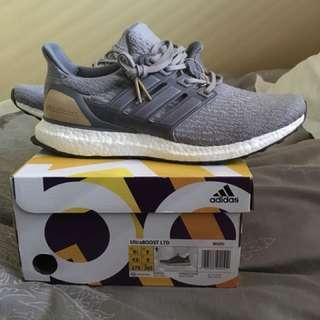 Adidas Ultraboost LTD Tan/Brown Size 9.5