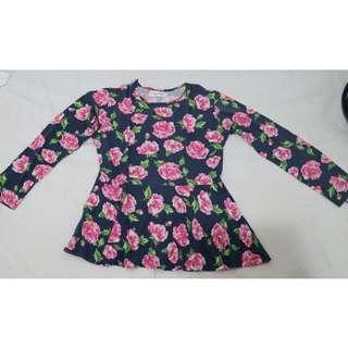 Baju Bunga-bunga