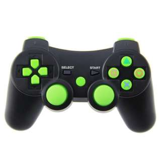 TPFOON Wireless Controller Double Vibration SIXAXIS Gamepad For Playstation 3 PS3