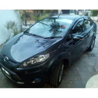 2011 Ford Fiesta 1.6LX Auto Sedan (Direct Owner)