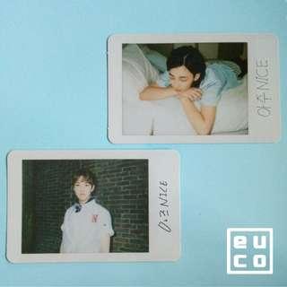 SEVENTEEN L&L Repackage Jeonghan small pola