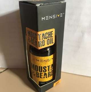 Moustache & Beard Oil