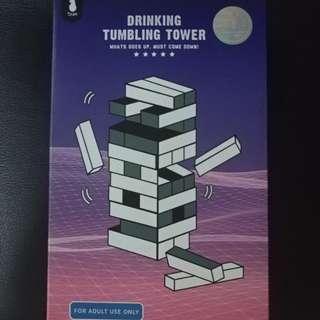 BN Drinking Tumbling Tower Jenga