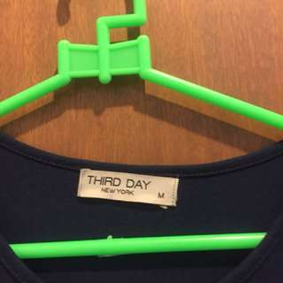 THIRD DAY DRESS size m