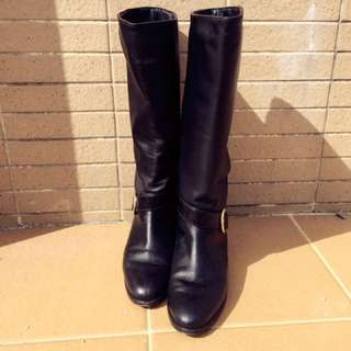 Bally boot size 37*