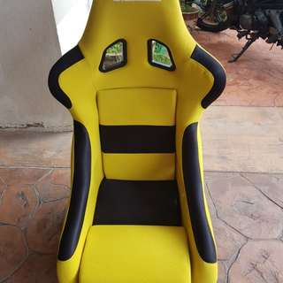 Sparco racing seat