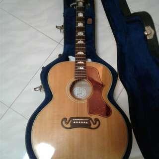 Gibson accoustic guitar