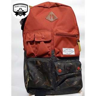 BillaBong  Raider 20L 背囊 (現貨) 底:28x22cm  高:46cm