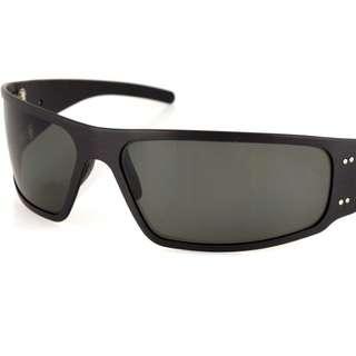 Gatorz Magnum 2.0 Black Smoked Polarized Sunglasses