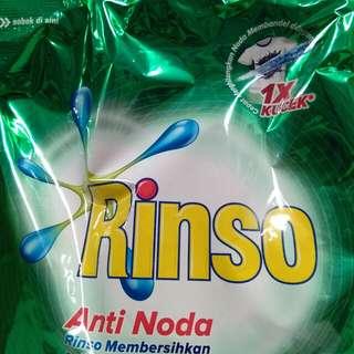 Rinso detergen bubuk 1.8kg