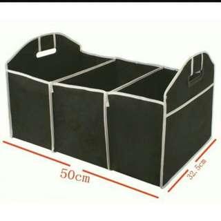 YEAR END SALE!!!!!!  Car Trunk Storage Box SUV Cargo Organizer Multi-purpose Foldable Tool Case Bag