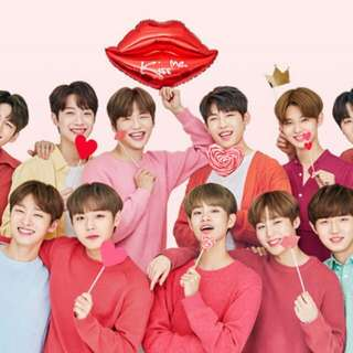 [INNISFREE] WANNA ONE LIPBALM (MEMBER VER) [PRE-ORDER]