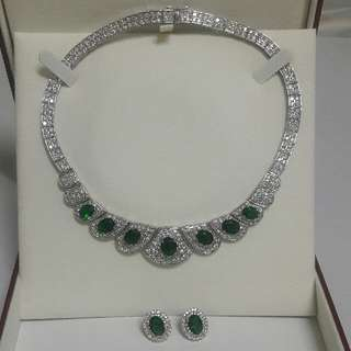 Sun Jwelery Necklace Set