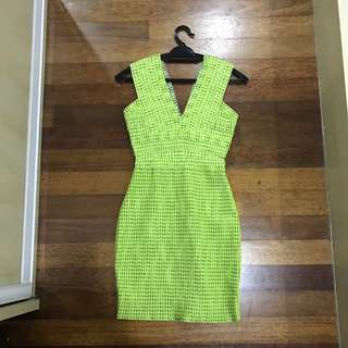 Inspired Herve Leger dress