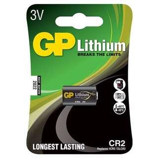 GP CR2 3V Lithium Battery
