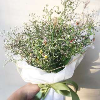 Greeny bouquets