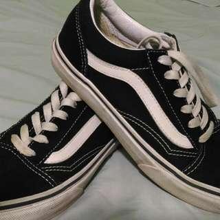 Original Old Skool Black/True White
