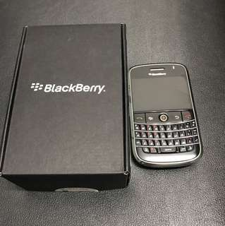 BlackBerry Torch 9800 - QWERTY