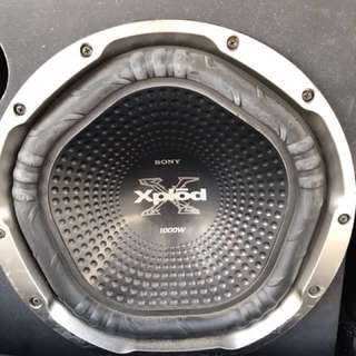 Subwoofer Sony 12inch