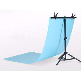 Studio Photography Background Backdrop T-Frame Light Stand Small Medium Large