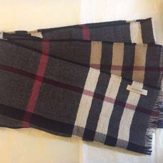 Brand new Burberry scarf