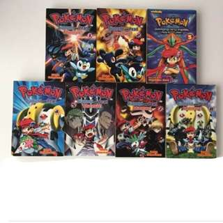 Pokémon Comic Book