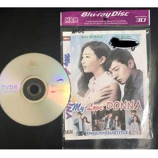 My Love Donna Korean TV Drama