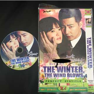That Winter, The Wind Blows Korean TV Drama
