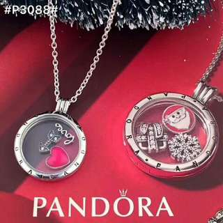 Pandora 純銀925毛衣鏈,