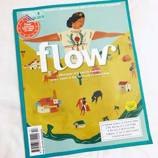 Flow. A Magazine That Takes Its Time. Issue 17