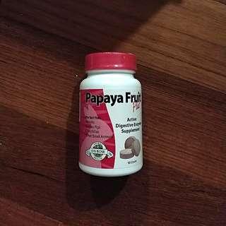 Papaya daily Tablets (90count)