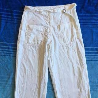 Dries Van Noten 3/4 Pants Size 36 (8)
